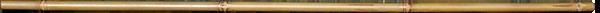 bastón de bambú