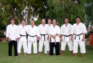 Curso de Karatedo
