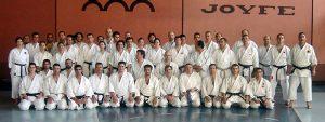 Cursos de artes marciales